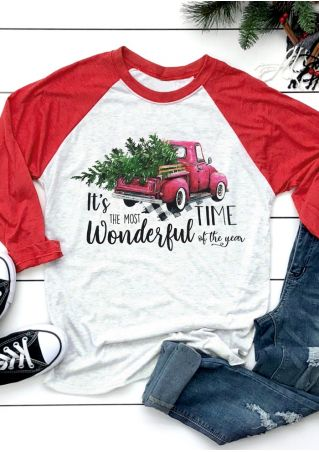 Most Wonderful Time Baseball T-Shirt