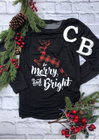 Be Merry And Bright Sweatshirt