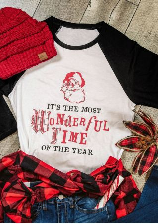 It's The Most Wonderful Time Baseball T-Shirt