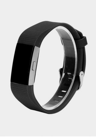 Silicone Buckle Sport Watchband Wristband