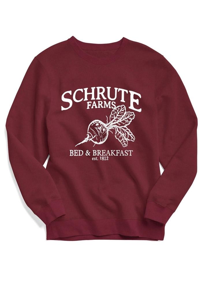 Schrute Farms Bed & Breakfast Sweatshirt