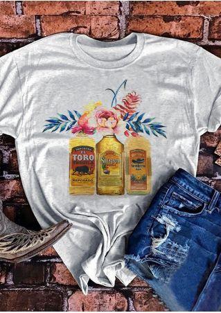 Toro Sierra  Sombrero Tequila T-Shirt