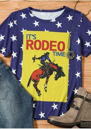 It's Rodeo Time T-Shirt Tee
