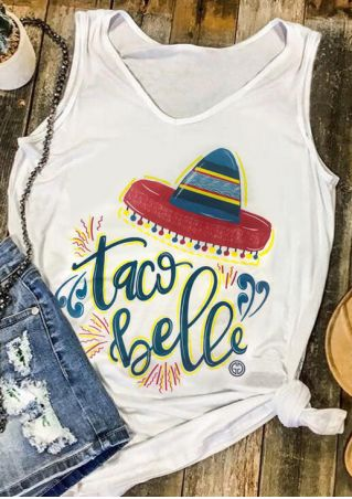 Taco Bell Hat Tank