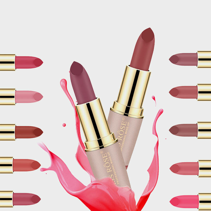 6 Color Makeup Matte Lipstick