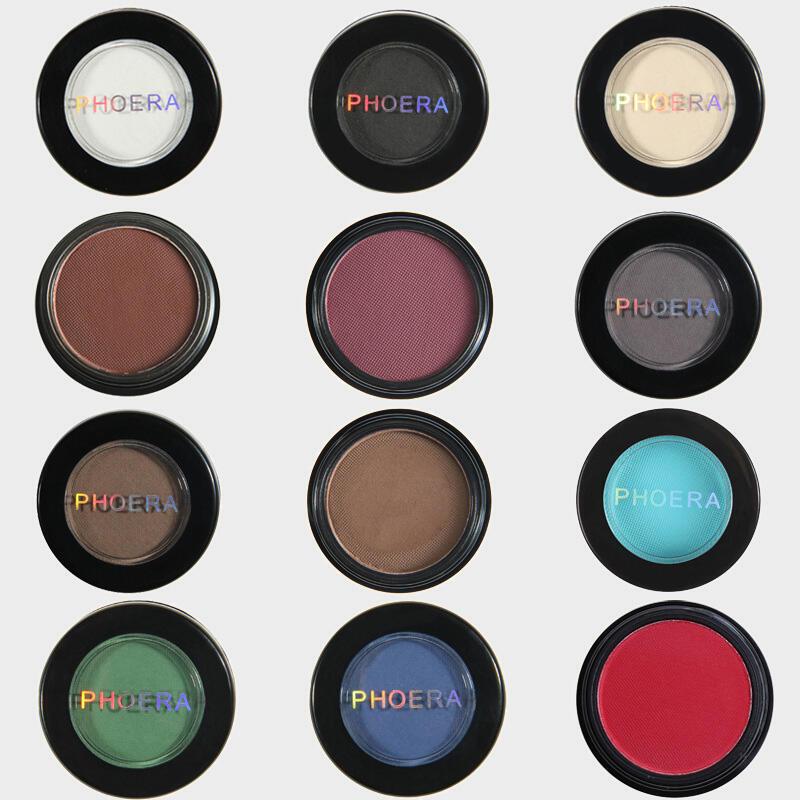8 Color Matte Eye Shadow