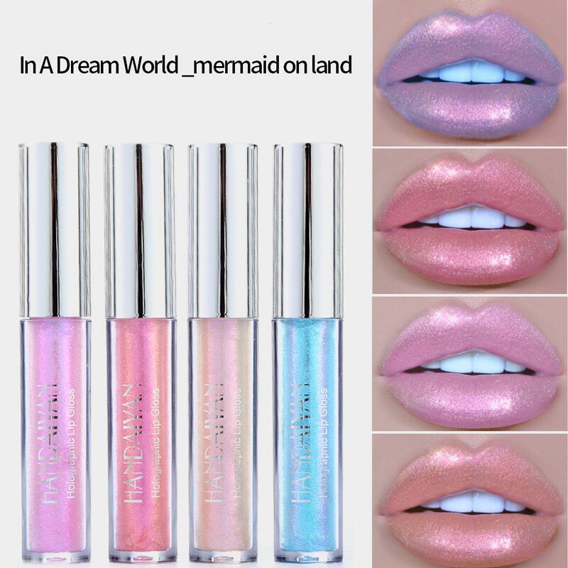 6 Color Waterproof Lip Gloss