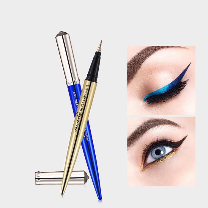 5 Color Makeup Black Eyeliner
