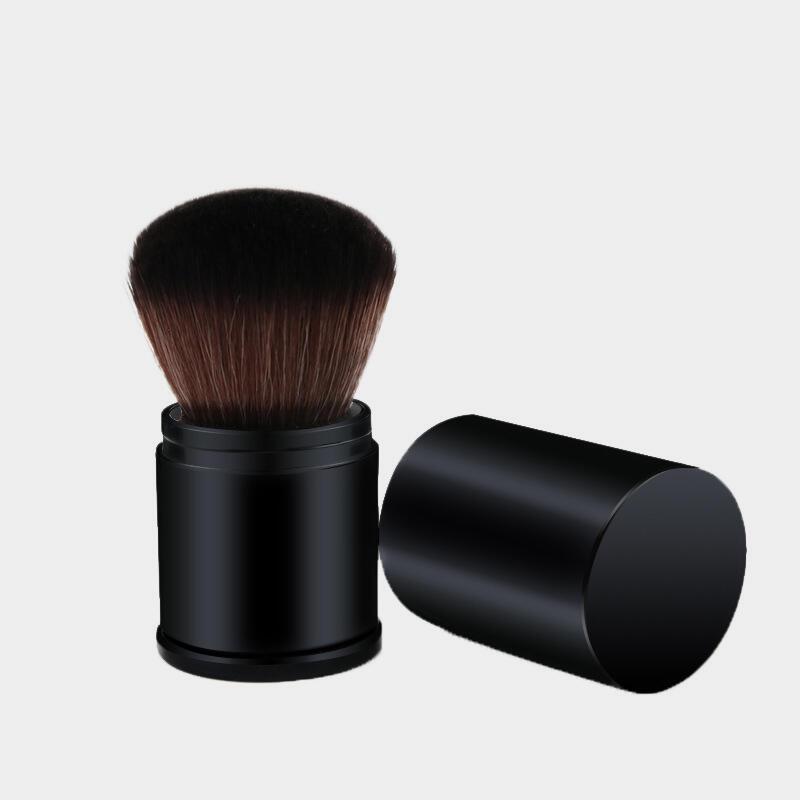 Makeup Tool Black Brushes