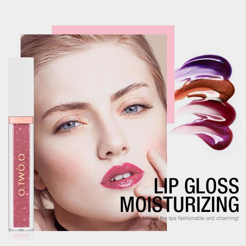 7 Color Make Up Lip Gloss