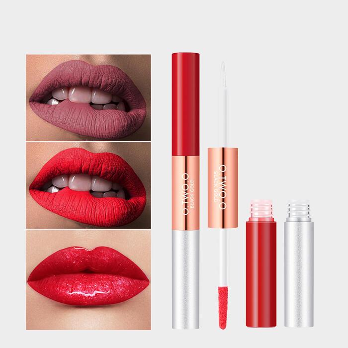 Long lasting Matte Gloss Lipstick