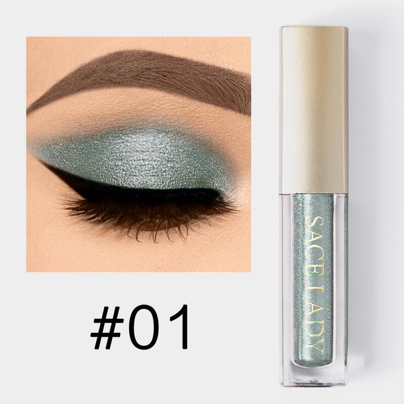 Image of 10 Color Liquid Pearl Eye Shadow