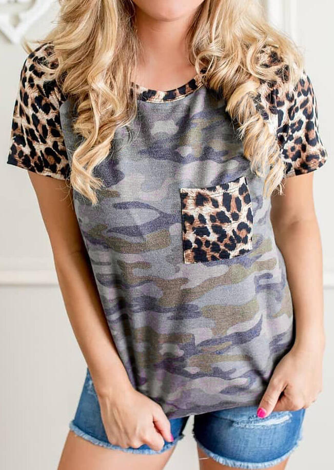 Leopard_Camouflage_Printed_Pocket_T-Shirt_Tee