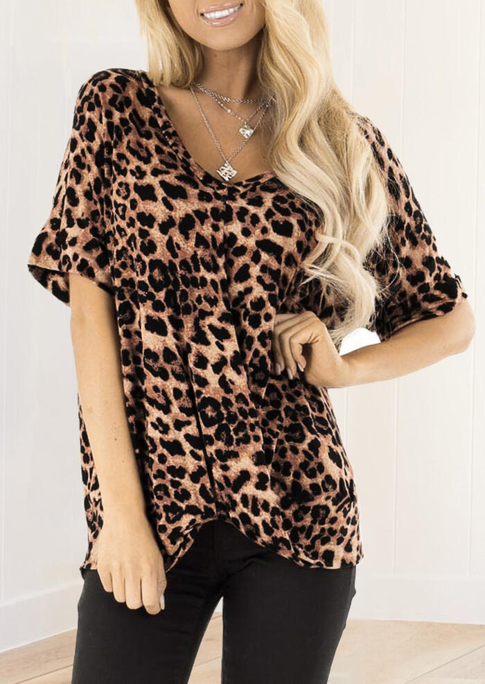 Leopard_Printed_Blouse_without_Necklace
