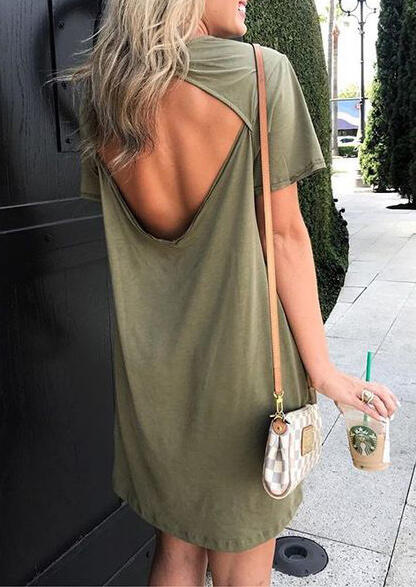 Solid_Hollow_Out_Twist_Mini_Dress_-_Army_Green