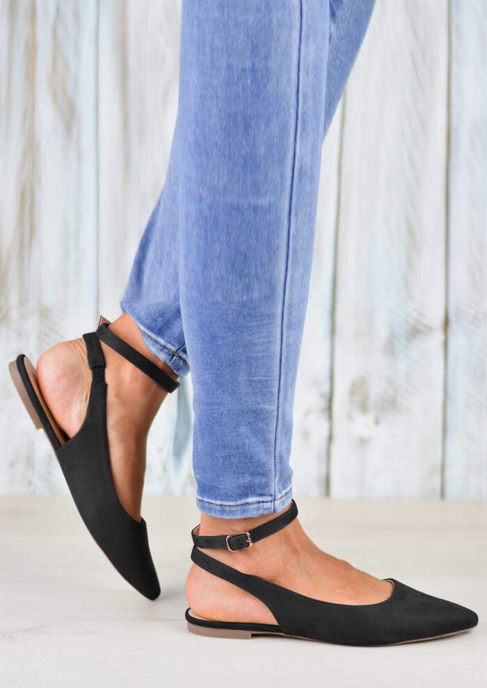 Solid_Pointed_Toe_Cross_Strap_Flats_-_Black