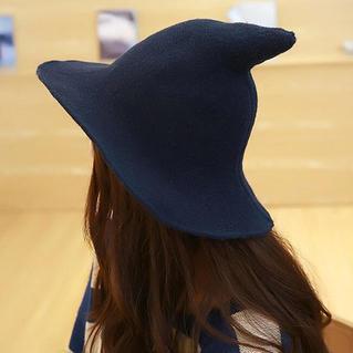 Winter Women's Modern Witch Hat