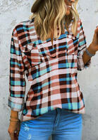 Plaid_Pocket_Button_Long_Sleeve_Shirt