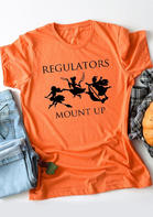 Regulators_Mount_Up_TShirt_Tee__Orange