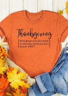 Family_Thanksgiving_ONeck_TShirt_Tee__Orange