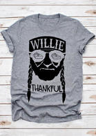 Willie_Thankful_TShirt_Tee__Gray