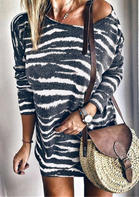 Zebra_Printed_ONeck_Mini_Dress_without_Necklace__Gray