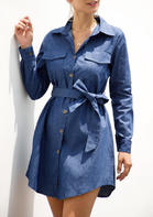 Solid_Denim_Button_Mini_Dress_without_Necklace__Deep_Blue