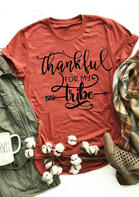 Thankful_For_My_Tribe_TShirt_Tee__Brick_Red