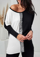 Color_Block_Sequined_Splicing_Blouse__White