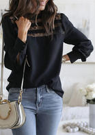 Solid_Lace_Splicing_Blouse__Black