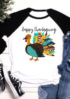 Happy_Thanksgiving_Turkey_TShirt_Tee__White