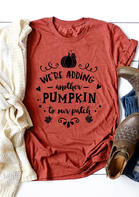Maternity_Adding_Another_Pumpkin_To_Our_Patch_TShirt_Tee__Brick_Red