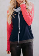 Color_Block_Drawstring_Cowl_Neck_Blouse__Navy_Blue