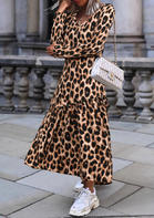 Leopard_Printed_VNeck_Maxi_Dress_without_Necklace