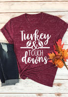 Turkey_&amp_Touch_Downs_TShirt_Tee__Burgundy