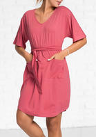 Solid_Pocket_Mini_Dress_without_Necklace__Pink