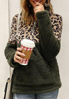 Leopard_Printed_Splicing_Plush_Warm_Sweatshirt__Army_Green