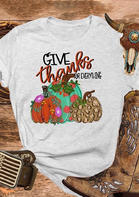 Give_Thanks_For_Everything_Pumpkin_TShirt_Tee__Gray