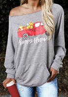 Happy_Harvest_Pumpkin_Car_Sweatshirt__Gray