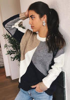Color_Block_ONeck_Sweater_Multicolor