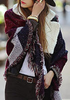 Plaid_Color_Block_Side_Tassel_Warm_Scarf