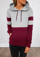 Color_Block_Splicing_Kangaroo_Pocket_Hoodie__Burgundy