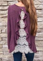 Back_Lace_Splicing_Ruffled_Blouse__Purple