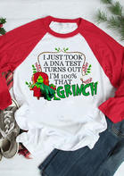 I_Just_Took_A_DNA_Test_I&039m_100%_That_Grinch_TShirt_Tee__White