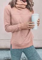 Solid_Thickened_Slit_Cowl_Neck_Sweatshirt__Pink
