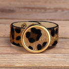 Leopard_Printed_Faux_Fur_PU_Leather_Bracelet