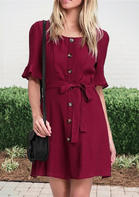Solid_Button_Flare_Sleeve_Mini_Dress__Burgundy