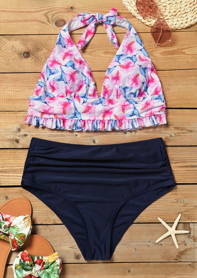 bikini set Halter
