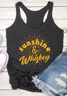 New Arrivals Sunshine & Whiskey Casual Tank