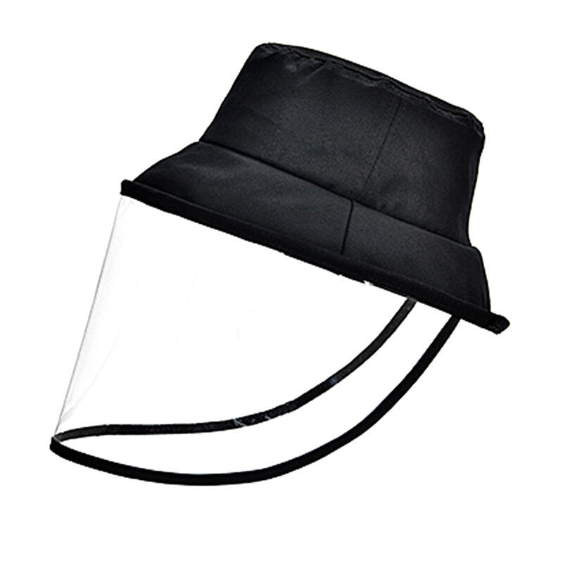 Women's Fisherman Hat with Splash-Proof Face Shield